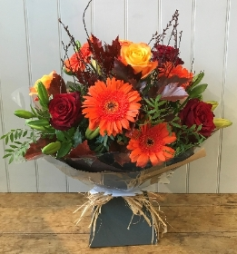 Luxury Autumn Handtied